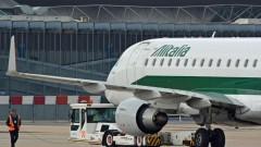 200 полета отменени заради стачка в закъсалата Алиталия