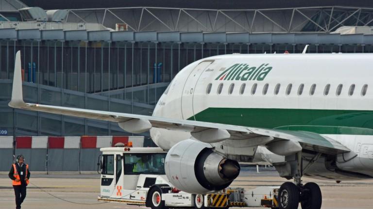 Италия открива първия въздушен коридор от Европа до САЩ за пътници без Covid-19