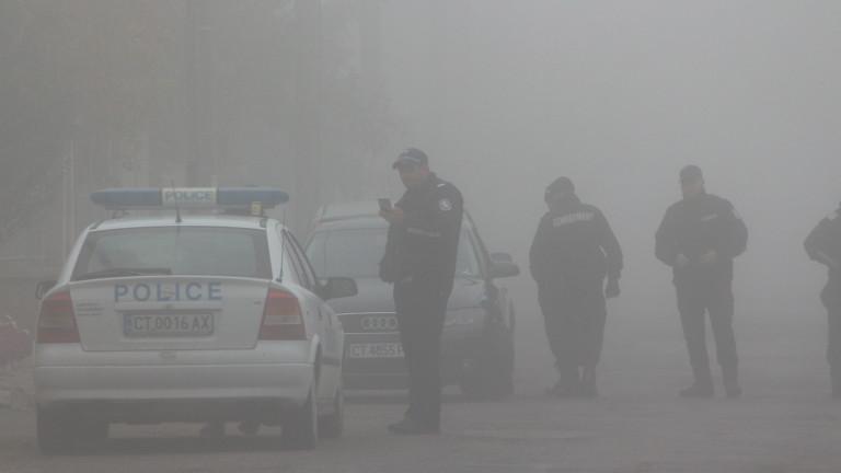 Верижна катастрофа на пътя Балчик-Албена