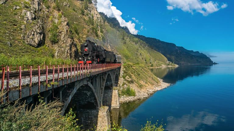 Най-интересните железопътни маршрути в света