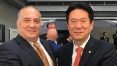 Световната таекуондо централа има нов президент