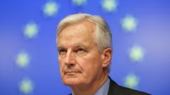 Мишел Барние поема преговорите с Великобритания за напускане на ЕС