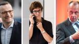 Кандидатите за наследници на Меркел