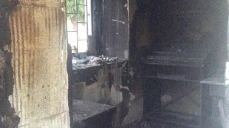 Община Родопи иска помощ от държавата за рушащ се храм