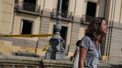 Пожарът в музея в Бразилия заради късо съединение или хартиен фенер