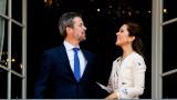Датското кралско семейство, принц Фредерик и увлечението му по модел на бельо