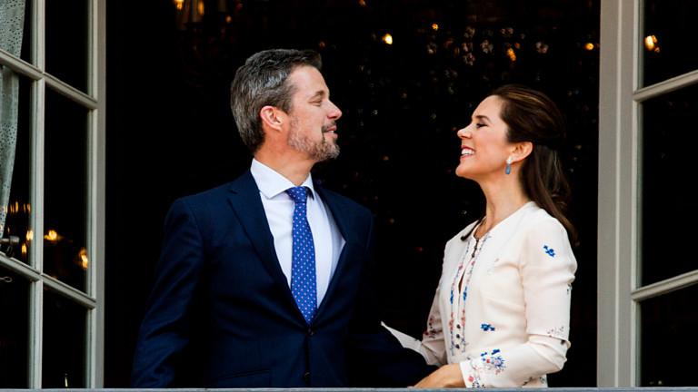 Принцът на Дания и увлечението му по модел на бельо