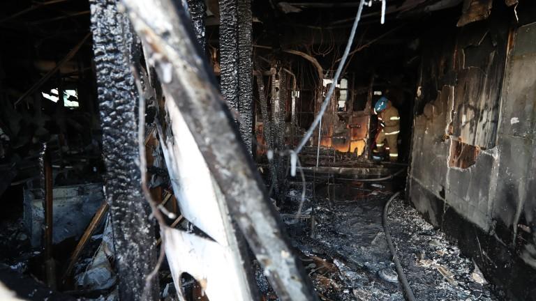 18 души са загинали при пожар в караоке бар в