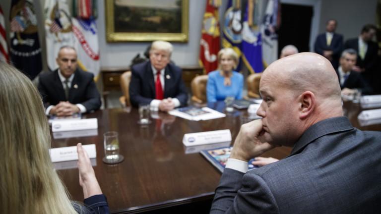 """Тръмп: САЩ не трябва да бъдат полицаят в Близкия изток - """"нищо не получихме"""""""