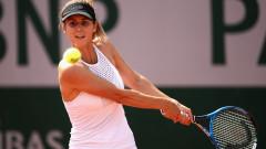 Цветана Пиронкова трябва да бие Сара Ерани, за да играе с Каролинe Возняцки на Уимбълдън