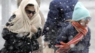 Снежните бури бавят доставките от САЩ