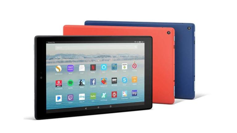 Amazon показа новия си таблет Fire HD 10