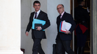 Бернар Казньов е новият премиер на Франция