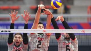 България - Китай 24-26, 20-25, 17-25