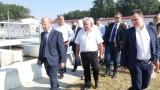 Борисов не вижда интерес към морето, а водата била като сълзичка