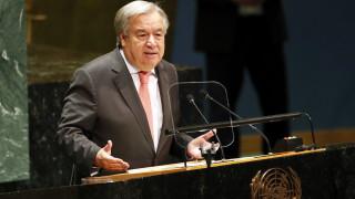 Гутериш: Ставащото в Либия е скандално, напрежението в света расте