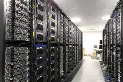 ДАИТС изгражда суперкомпютър