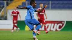 В Гана хвалят Насиру Мохамед след гола за Левски