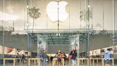 Акциите на Apple скочиха с 38%. Но два интернет гиганта от Китай растат още по-бързо