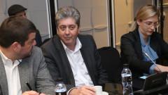 Първанов: Борисов има ресурс, Радев не е балансьор