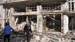 Две камикадзета се взривиха в сирийския град Хомс