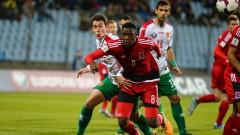 Люксембург - България, 1:1!