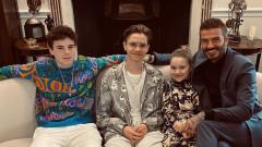 Най-елегантното семейство в Англия