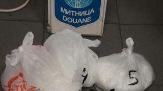 """Намериха близо 5 кг метамфетамин на """"Капитан Андреево"""""""