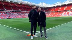 Рио Фърдинанд все още се колебае дали да става шеф в Манчестър Юнайтед