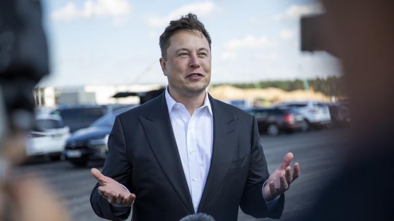 Критиците на Tesla загубиха $40 млрд. през 2020 г. Мъск спечели $106 млрд.