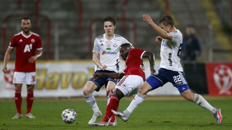 Успехът на ЦСКАнад Б36 донесе класиране за плейофния кръг в