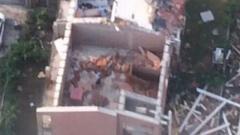 Торнадо вилня във Венеция, уби един човек