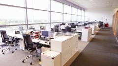 Пандемията сви пазара на офиси в София с 39%, а на търговски площи - с 57%