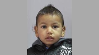 МВР издирва 2-годишно момченце от Пещера