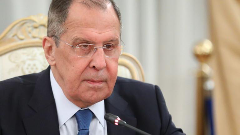 Лавров: За момента договорено в Нагорни Карабах се спазва
