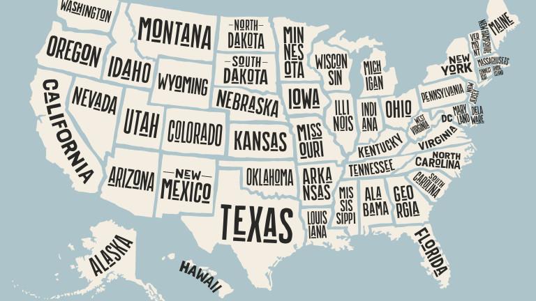 """Демократите възстановиха """"синята стена"""" в Мичиган, Пенсилвания и Уисконсин"""