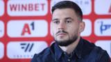 Шестият в Белгия пожела Кристиян Малинов от ЦСКА