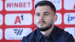 Кристиян Малинов: Най-щастливият ми момент с ЦСКА предстои