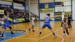 Монтана победи като гост Кралево със 79-55 в мач от Адриатическата лига
