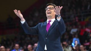Пендаровски ще развива добрите отношения между Скопие и София, ако стане президент