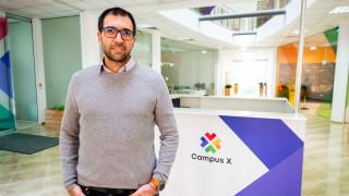 Софийските (споделени) офиси, в които ще ви се прииска да работите: Campus X