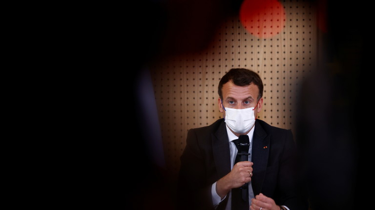 Франция разхлабва блокадата от 2 май