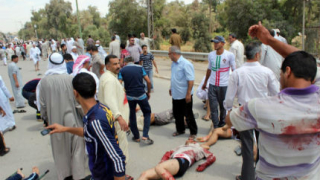 Жертвите на взривовете в Ирак вече са 63