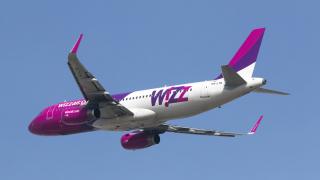 Wizz Air пуска нова линия от Варна