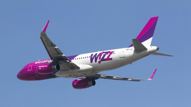 Wizz Air пуска полети до 5 нови дестинации от Варна