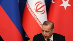 Ердоган разкритикува Централната банка на Турция за високите лихви