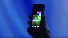 Всичко, което знаем за сгъваемият смартфон-таблет на Samsung