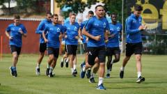 Живко Миланов: Хубчев е доста стриктен, имаме шансове срещу Ружомберок