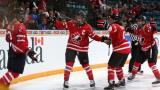 Североамериканска доминация в дамския хокей