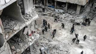 В ООН настояха Русия да прекрати атаките срещу болници в Сирия